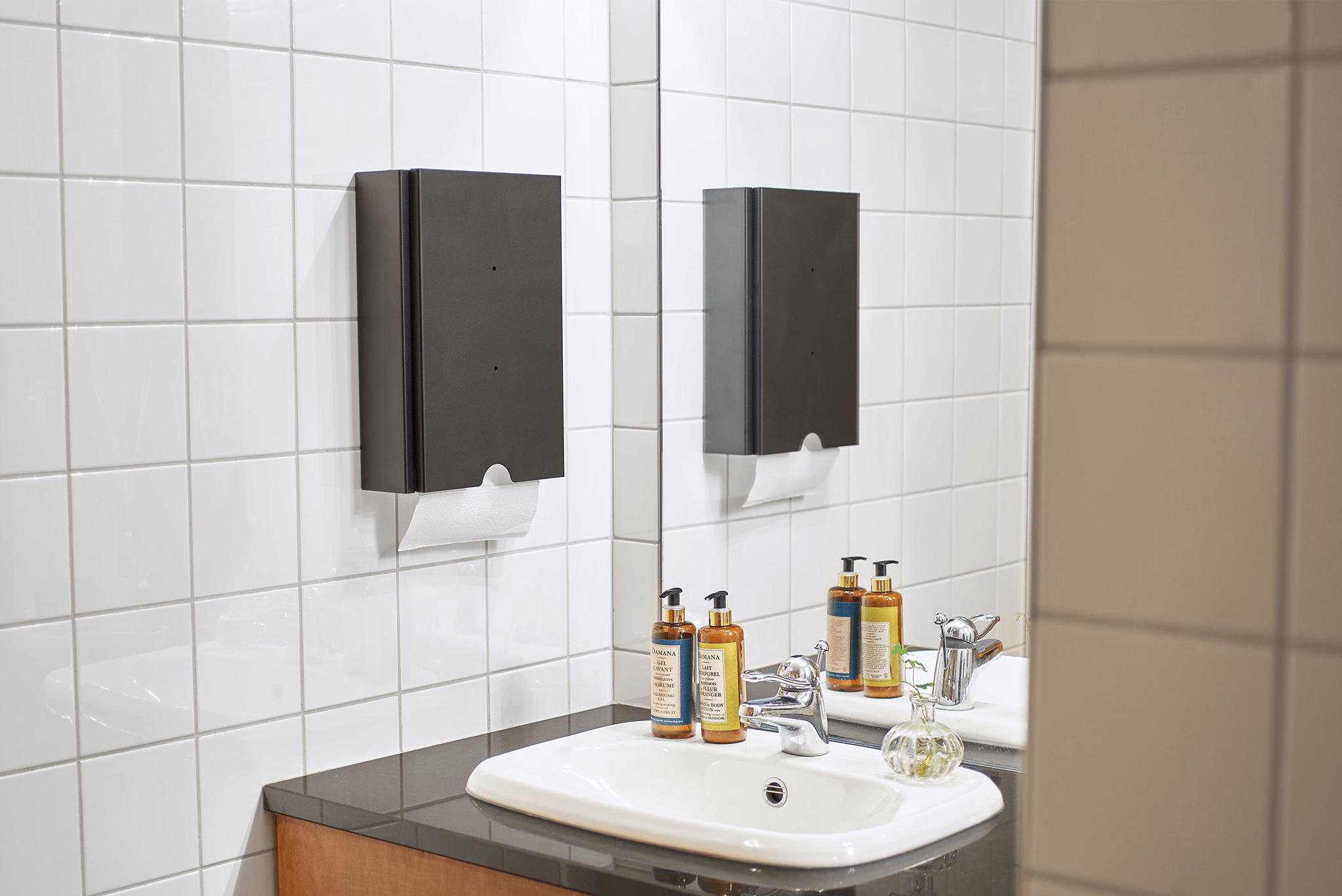 Hand Paper Towel Dispenser (ID.858)