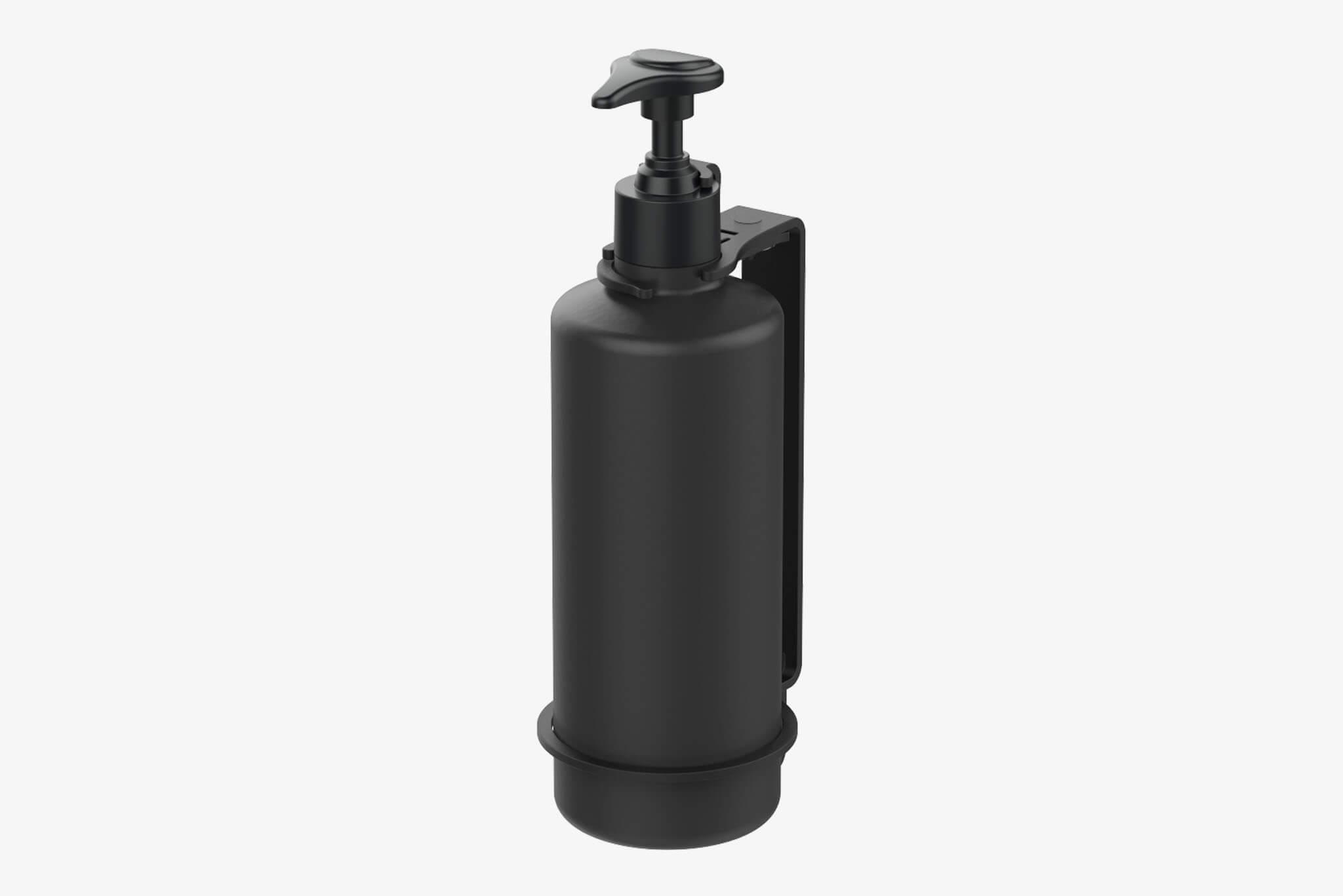 Bottle Holder Tamper Proof W/ Base Ring (ID.1714)