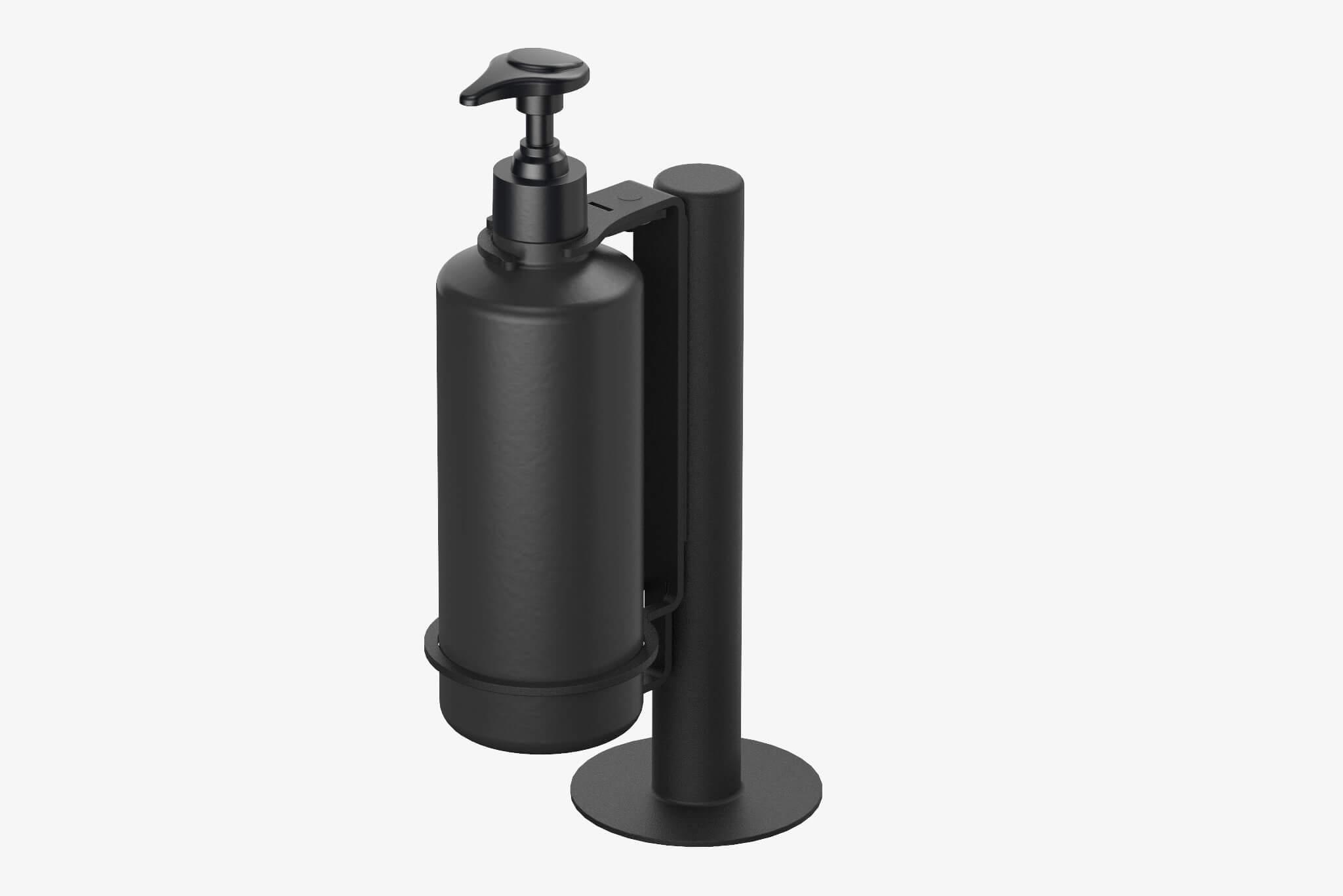 Bottle Holder Sink Stand (ID.2107)